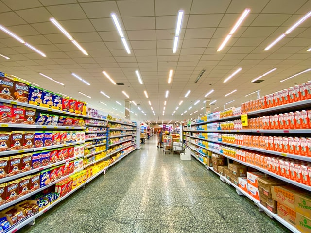 How to make grocery shopping easier?